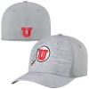 Image for Utah Utes Athletic Logo Streak Pattern Hat