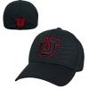 Image for Utah Utes Black Block U Flex Fit Hat