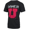 Image for Utah Utes Gamer Block U T-Shirt