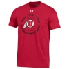 Cover Image for Under Armour Utah Athletic Logo Basketball T-Shirt