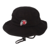 Image for Utah Utes Athletic Logo Black Bucket Hat