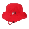Image for Utah Utes Athletic Logo Red Bucket Hat
