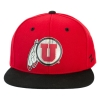 Image for Utah Utes Metallic Logo Adjustable Snapback