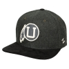 Image for Utah Utes Throwback Athletic Logo Wool Adjustable Hat