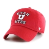 Image for 47 Brand Utah Utes Block U Adjustable Hat