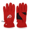 Image for Utah Utes Athletic Logo Textured Grip Gloves
