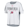 Image for Under Armour Utah Utes Athletic Logo Workout Tee