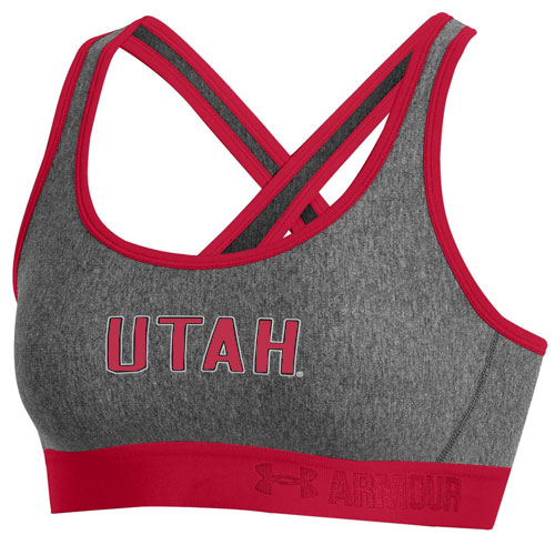 Image For Under Armour Utah Sports Bra