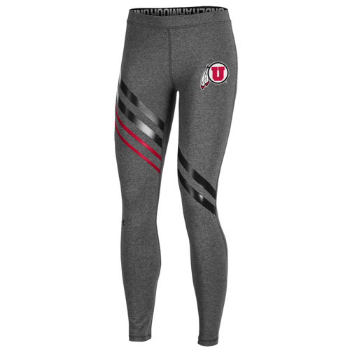 Image For Under Armour Athletic Logo Leggings