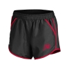 Image for Under Armour Women's Athletic Logo Black Running Shorts