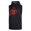 Image for Under Armour Athletic Logo Hooded Tank Top