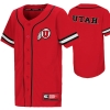 Image for Utah Utes Colosseum Athletic Logo Youth Baseball Jersey