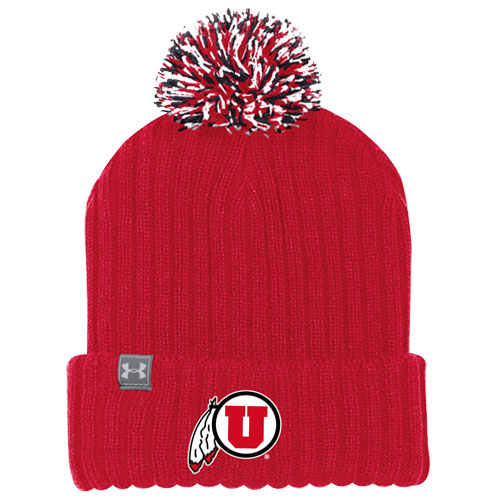 0908af6bbde ... new zealand image for under armour knitted athletic logo pom pom beanie  f5967 b4d28 switzerland mens nike navy team usa sideline ...