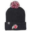 Image for Utah Utes Knitted Under Armour Pom Pom Beanie