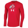 Image for Under Armour Athletic Logo Long Sleeve Training Tee