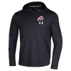 Image for Under Armour Sideline Athletic Logo Hooded Pullover