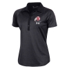 Image for Under Armour Athletic Logo Sideline Womens Polo