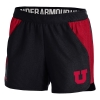 Image for Under Armour Utah Utes Block U Women's Running Shorts
