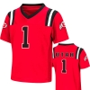 Image for Colosseum Utah Utes Toddler Football No. 1 Jersey