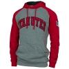 Image for Utah Utes Interlocking U Sleeve Hooded Sweatshirt