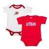 Image for Utah Utes Garb Infant Onesie Set