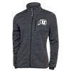Image for Utah Utes Athletic Logo Women's Full Zip Soft Shell Jacket
