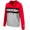Image for Colosseum Utah Utes Womens' Hooded Quarter-Zip