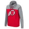 Image for Colosseum Utah Utes Womens' Funnel-Neck Sweatshirt
