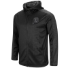 Image for Colosseum Utah Utes Blackout Full-Zip Hoodie