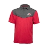 Image for Utah Utes Athletic Logo Two-Toned Polo Shirt
