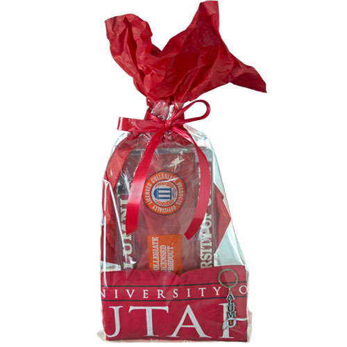 Image For University of Utah Basic Graduation Gift Bag