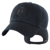 Image for Athletic Logo Black on Black Hat