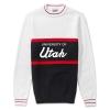 Image for University of Utah Utes Womens Hillflint Script Sweater