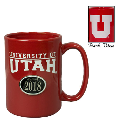 Image For Class of 2018 University of Utah Mug