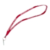 Image for University of Utah Red Skinny Lanyard