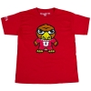 Image for Utah Utes Tokyodachi Swoop Block U Youth T-Shirt