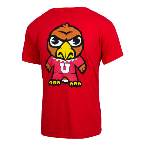 Cover Image For Utah Utes Tokyodachi Swoop T-Shirt