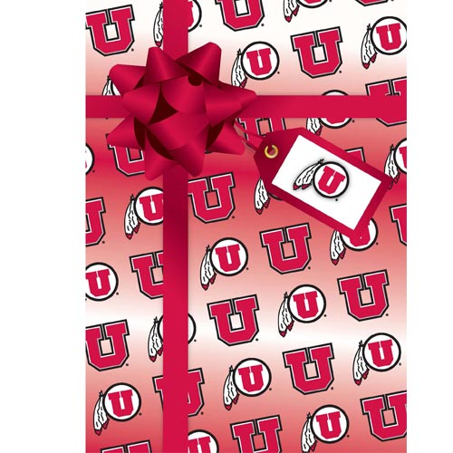Image For University of Utah Utes Greeting Card