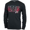 Image for Utah Utes Geometric Athletic Logo Long Sleeve