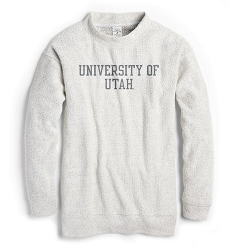 Image For League University of Utah Womens Pullover