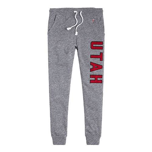 Image For League Utah Mens Jogger Sweatpants