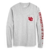 Image for League Interlocking U Long Sleeve Tee