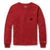 Image for Utah UTes Athletic Logo Long Sleeve Youth Tee