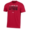 Image for Utah Utes Under Armour Short Sleeve Tee