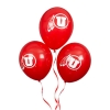 Image for Athletic Logo Red Balloons 10-Pack