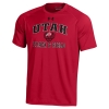 Image for Under Armour Utah Athletic Logo Track & Field T-Shirt