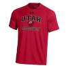 Image for Utah Utes Cross Country Under Armour Tee