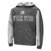 Image for Utah Utes Athletic Logo Grey Reflective Youth Hoodie
