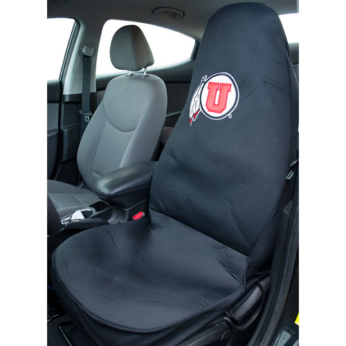 Image For Athletic Logo Car Seat Cover