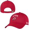 Image for Utah Utes Athletic Logo Under Armour Adjustable Hat
